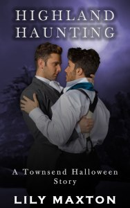 Highland Haunting Cover